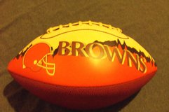 Browns Football in Fort Campbell, Kentucky