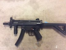 MP5 pellet gun in Camp Pendleton, California