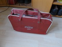 org coca cola coolingbag from the 60th in Los Angeles, California