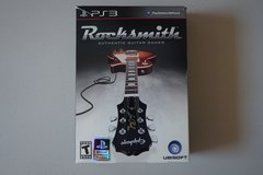 Rocksmith for PlayStation 3 in Naperville, Illinois