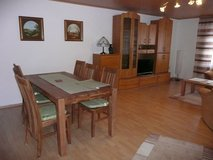 Big appartment for rent or TLA/TLF. fully furnished apartment in Schwedelbach. Its free . in Ramstein, Germany