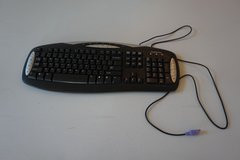 Gateway Wired Ergonomic Keyboard KB-0401 in Joliet, Illinois