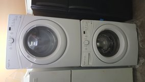 BRAND NEW WHIRLPOOL DUET FRONTLOAD WASHER & DRYER WORKS GREAT! REFURBISHED/WARRANTY/DELIVERY in Fort Belvoir, Virginia