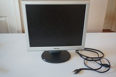 "Gateway 17"" Flat-Panel TFT-LCD Monitor #FPD1760 in Joliet, Illinois"
