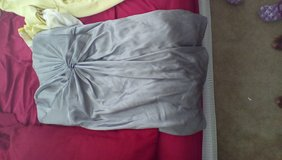 Mercury color party dress same dress in my picture worn once in Camp Pendleton, California
