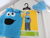 Toddler Cookie Monster Outfit/Costume in Algonquin, Illinois