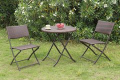 3PC PATIO SETS FREE DELIVERY in Huntington Beach, California
