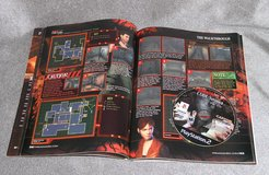 Resident Evil Code: Veronica X (PlayStation 2, PS2) Game and Guide in Lawton, Oklahoma