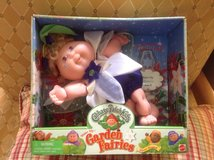 Cabbage patch winter lily fairy in Lockport, Illinois