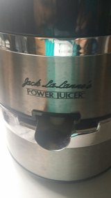 JUICER - Jack Lalanee Stainless Steel Juicer /MT1000 in Fort Lewis, Washington