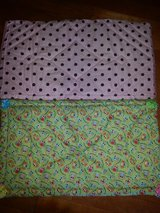 Handmade changing pad in Shorewood, Illinois