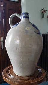 large wine jug/ Alsace France in Ramstein, Germany