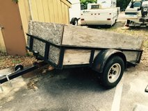 Trade 2 trailers in Beaufort, South Carolina