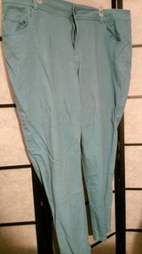 Lane Bryant Skinny leg Mint pants size 26 in Camp Lejeune, North Carolina
