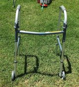 Fold Collapsible Walker REDUCED in Alamogordo, New Mexico