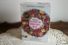 "Flower Drying Kit - NIB - By ""Botanical Science"" in Kingwood, Texas"
