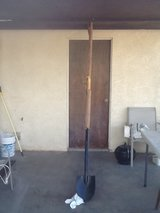 Shovel, 8 foot handle in 29 Palms, California