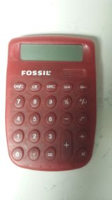 Fossil Calculator in Houston, Texas