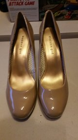 BRAND NEW - NEVER WORN WOMENS SIZE 10 Nude Heels - GREAT FOR THE HOLIDAYS in Kingwood, Texas