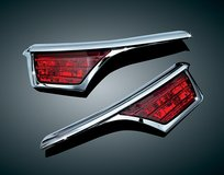 GOLDWING GL 1800  Passenger Armrest Trim LED (2006-2014) model NEW in Okinawa, Japan
