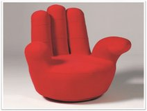 Hand / Finger Swivel Chair - Childrens Favorite - 5 colors - with delivery in Cambridge, UK