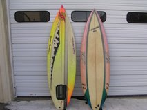 Surfboards classic 80s sold the ocean avenue still have MTB in Camp Lejeune, North Carolina