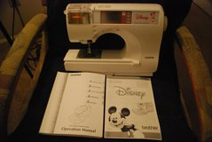 Brothers SE-270D (Disney) Sewing & Embroidery Machine in Beaufort, South Carolina