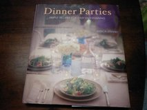 dinner party cookbook in Camp Lejeune, North Carolina