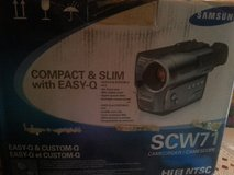 Samsung Camcorder in Manhattan, Kansas