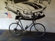 Fuji 12 speed bike - Black on Chrome in Joliet, Illinois