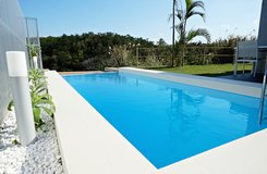 Short Term/Holiday Vacation Rental Luxury Resort Home Yomitan Okinawa in Okinawa, Japan