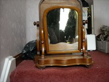 Victorian Toilet Mirror in Lakenheath, UK