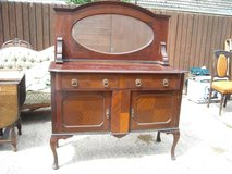 Early Mahogany sideboard in Lakenheath, UK