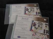 Creative Memories Baseball stickers in Ramstein, Germany