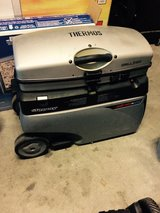 Cooler and grill in Fairfield, California