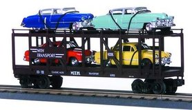 MTH Auto Transportation with (2) '49 Coupes & (2) '55 Coupes in Fort Campbell, Kentucky