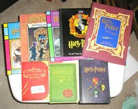 Collection of Harry Potter books in Leesville, Louisiana