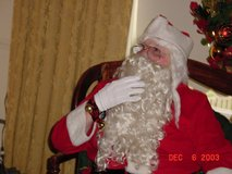Santa Claus Outfit in Glendale Heights, Illinois