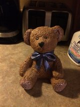 handpainted teddybear bank in Eglin AFB, Florida