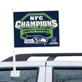 "***** SEATTLE SEAHAWKS ""NFC CHAMPIONS"" Car Flags ***** (NEW) in Fort Lewis, Washington"