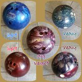 bowling balls in Fort Bliss, Texas