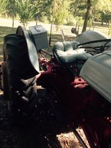 Tractor - 1948 Ford 8N w/ 4' brushhog in Conroe, Texas