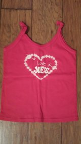 """Loves Joe's"" Tank Top, Size Small in Houston, Texas"