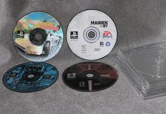 Lot of PlayStation 1 PS1 Games (4) in Lawton, Oklahoma