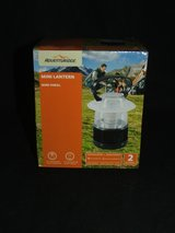 Adventuridge 12 LED MINI Lantern Camping Outdoors, Lite weight NEW in St. Charles, Illinois