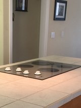 Whirlpool Electric Cooktop in Livingston, Texas