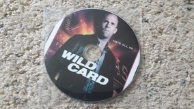 Wild Card DVD in Camp Lejeune, North Carolina