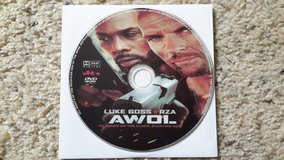 AWOL DVD in Camp Lejeune, North Carolina