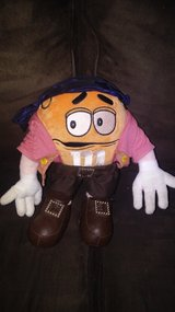 M&M pirate plush in The Woodlands, Texas