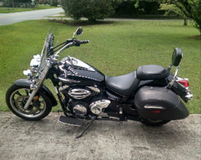 2012 Yamaha VStar 950 Tourer in Warner Robins, Georgia
